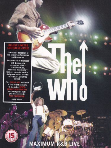 The Who: 30 Years Of Maximum R&B Live by The Who