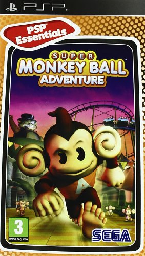 Super Monkey Ball Adventure -Essentials- [Import spagnolo]
