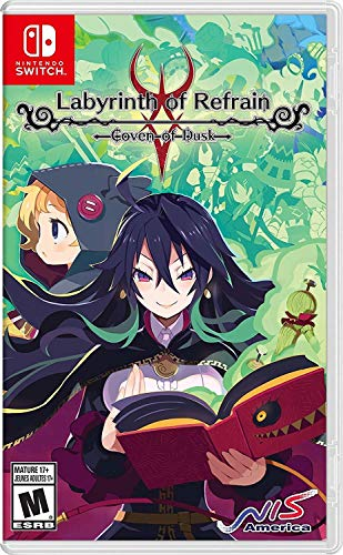 Best labyrinth of refrain coven of dusk limited edition for 2020