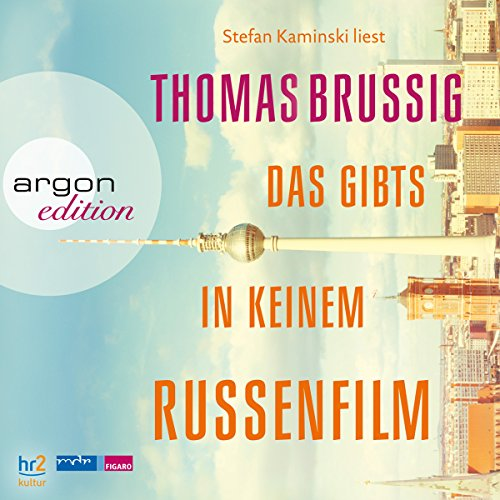 Das gibts in keinem Russenfilm audiobook cover art