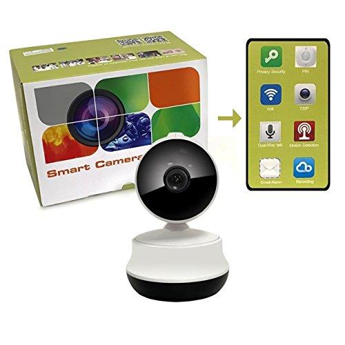 Überwachungskamera WiFi Kamera Pkw Dome Kamera Schwarz 3.6mm Objektivüberwachung Videokameras System Q81 Sicherheitskamera WLAN Set PTZ