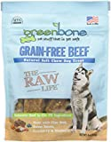 Greenbone Grain Free Beef Dog Treats, 4 Oz.