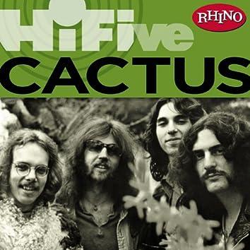 Rhino Hi-Five: Cactus