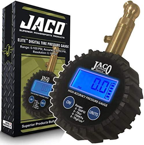 JACO Elite Digital Tire Pressure Gauge Professional Accuracy 100 PSI product image