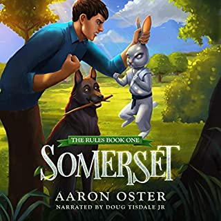 Somerset audiobook cover art