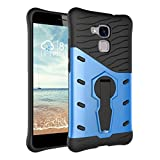 Für Huawei Honor 5C / Honor 7 Lite / GT3 Armor Tasche mit 360 Grad Rotierend Stand, Moon mood Huawei Honor 5C Hülle, Huawei Honor 7 Lite Outdoor Hülle, Huawei GT3 Hülle Armor
