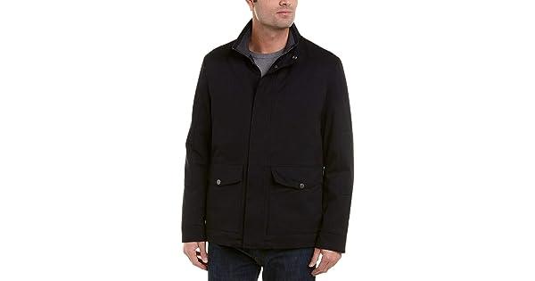 Hart Schaffner Marx Mens Hendricks Field Jacket HSM Men/'s Outerwear 6349 Gruner