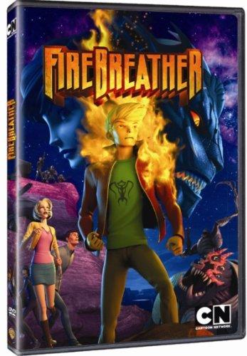 Cartoon Network Firebreather Mfv Dvd Amazon Es Animacion Animacion Peliculas Y Tv