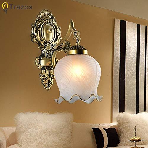 Nieuwe producten hete verkoop echte retro wandlamp handgemaakte goud hoogwaardige kroonluchter