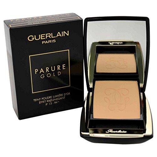 Guerlain Parure Gold Teint Poudre Lumière D'Or #02 Beige Clair 10g