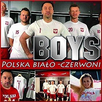Polska bialo-czerwoni