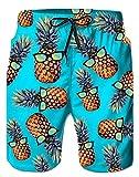 Spreadhoodie Secado Rápido Bañadores Cortocircuitos De La Playa Natacion Ligero Shorts Moda Tallas Grandes Ligero Hawai Playa Pantalones Cortos L