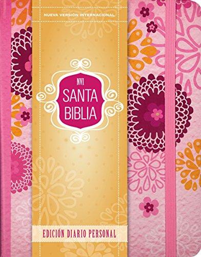 Santa Biblia NVI, edición diario personal - Rosa (Spanish Edition)