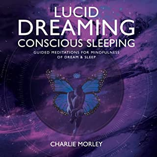 Lucid Dreaming, Conscious Sleeping cover art