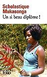 Un si beau diplôme! par Mukasonga