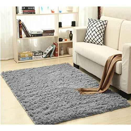 Alfombra Shaggy Calentar Felpa alfombras Alfombras for los niños de la Sala Mullido Inicio Faux Área Manta de la Piel Sedosa Mats Alfombras Dormitorio Alfombra alfombras Grandes Cocina