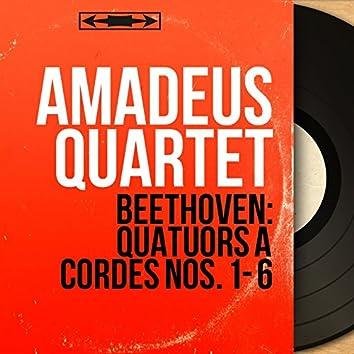 Beethoven: Quatuors à cordes Nos. 1 - 6 (Mono Version)