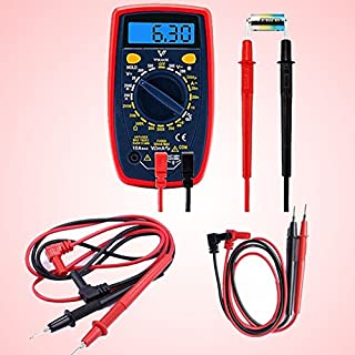 AOLUNO Digital Multimeter Measurement Probes Test Probe Electrical Instruments Silicone