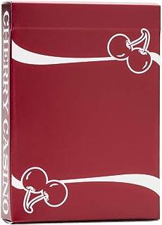 Cherry Casino Playing Cards - Reno Red