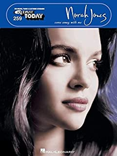 Norah Jones - Come Away with Me: E-Z Play Today Volume 259