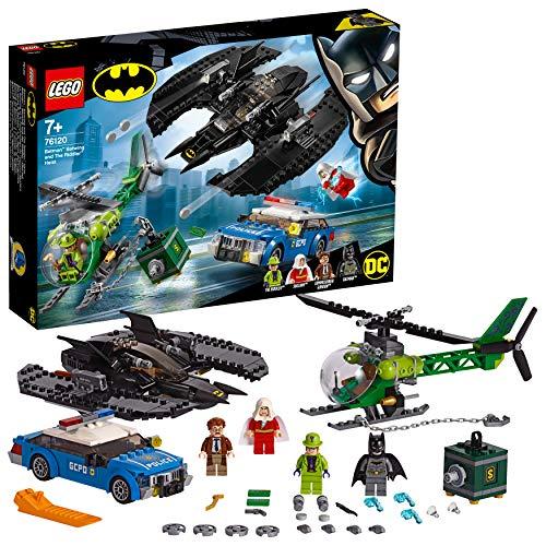 Lego 76120 Super Heroes Batman™: Batwing und der Riddler™-Überfall (Vom Hersteller Nicht mehr verkauft)