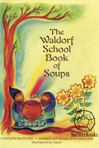 The Waldorf Book of Soups (English Edition)