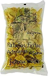 Felixia Patata Frita Chip con Wasabi, 180g
