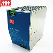 MEAN WELL NDR-480-48 Single Output 480W 48V 10A Industrial DIN Rail Meanwell Power Supply