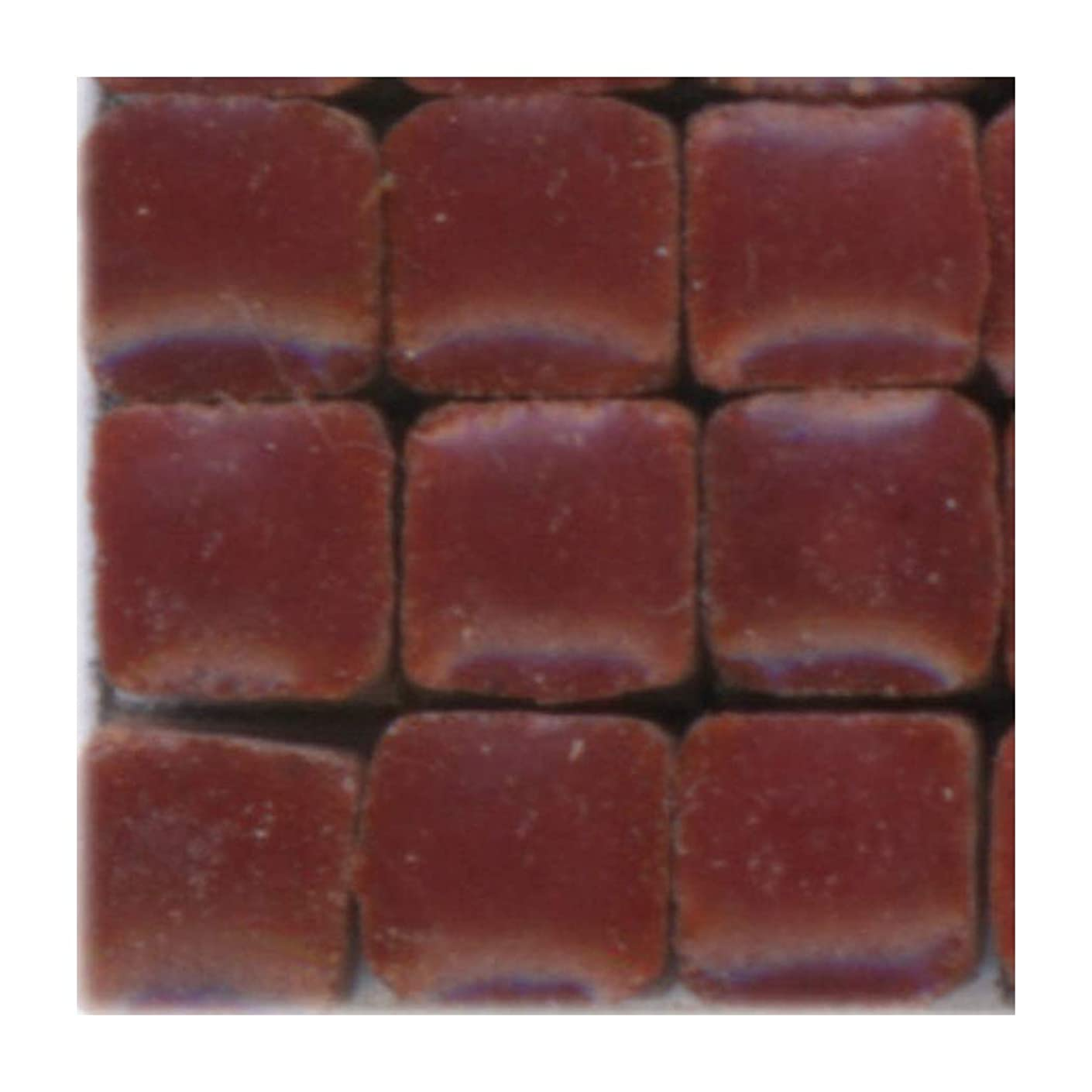 Mosaic-Minis(1/8 inch)(3x3x2mm), 1000 pieces, Wine red, RV01