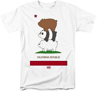We Bare Bears Cartoon Network T Shirt & Stickers