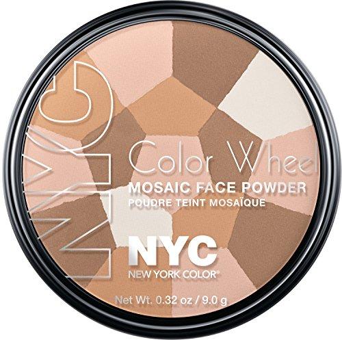 Paletas De Maquillaje Juda marca N.Y.C. New York Color