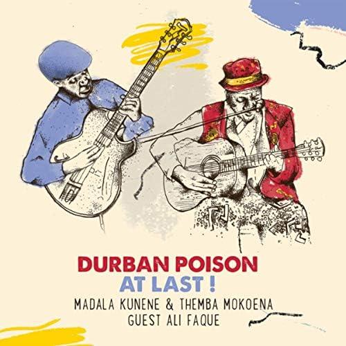 Madala Kunene & Themba Mokoena