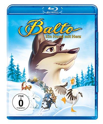 Balto - Ein Hund mit dem Herzen eines Helden [Blu-ray]