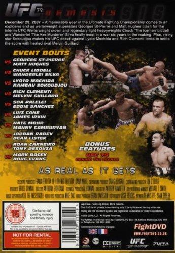UFC - UFC 79: Nemesis Abbildung 2