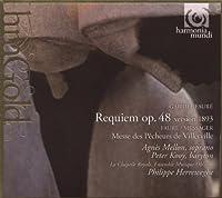Faure: Requiem; Faure/Messager: Messe des pecheurs de Villerville by Philippe Herreweghe (2008-09-09)