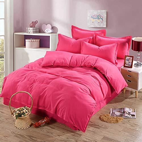 JWANS Bettlaken 1 Stück Baumwolle Bettbezug...