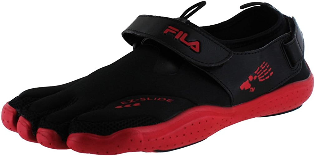 Fila Men's Skeletoes EZ Slide Drainage