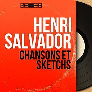 Chansons et sketchs (Live, Mono Version)