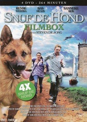Sniff the Dog Collection - 4-DVD Box Set ( Snuf de hond in oorlogstijd / Snuf de hond en de jacht op vliegende Volckert / Snuf de hond en he [ Origen Holandés, Ningun Idioma Espanol ]