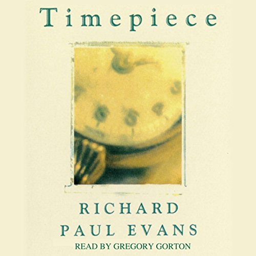 Timepiece audiobook cover art