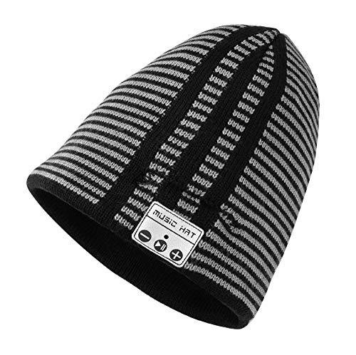 Muziek hoed Bluetooth muziek hoed Draadloos gebreide koptelefoon hoed Buiten warmte Man Vrouw Nieuw