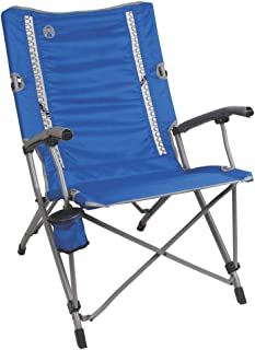 Coleman 2000023592 Chair Sling Interlock Top Blue