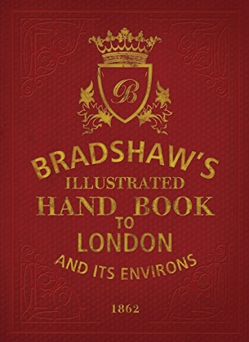 BRADSHAW'S HANBOOK TO LONDON