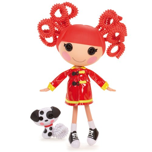 Lalaloopsy Silly Hair Doll, Ember Flicker Flame