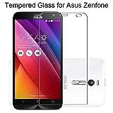 AGSXHM 3Pcs/Set Gehärtetes Glas9H Gehärtetes Schutzglas Für Asus Zenfone 3 Max Selfie Zd551Kl Zc553Kl Zc550Kl 2 Laser Ze500Kl 4 5 6 Go Ze601Kl 2 Ze551Ml