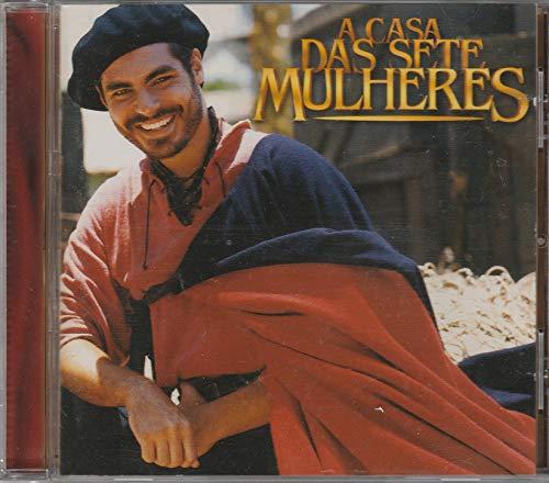 Cd A Casa das Sete Mulheres - Trilha Minissérie - 2003 - Som Livre