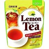 日東紅茶 レモンティー スプーン付 200g