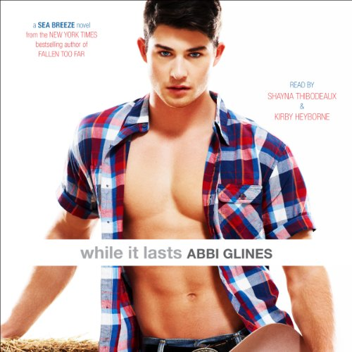 While It Lasts audiobook cover art