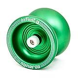 Infnity Yo-Yos Infinity Synergie Yo-Yo Vert