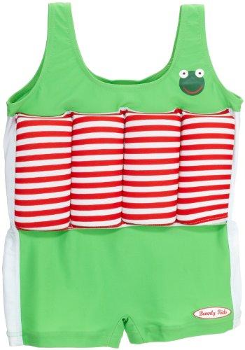 Beverly Kids Jungen UV Bojen-Badeanzug Frogboy, 104